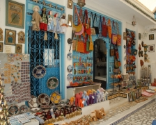 Sidi Bou Said, Tunisko