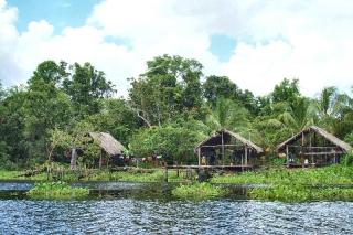 Delta Orinoco na dovolenke vo Venezuele