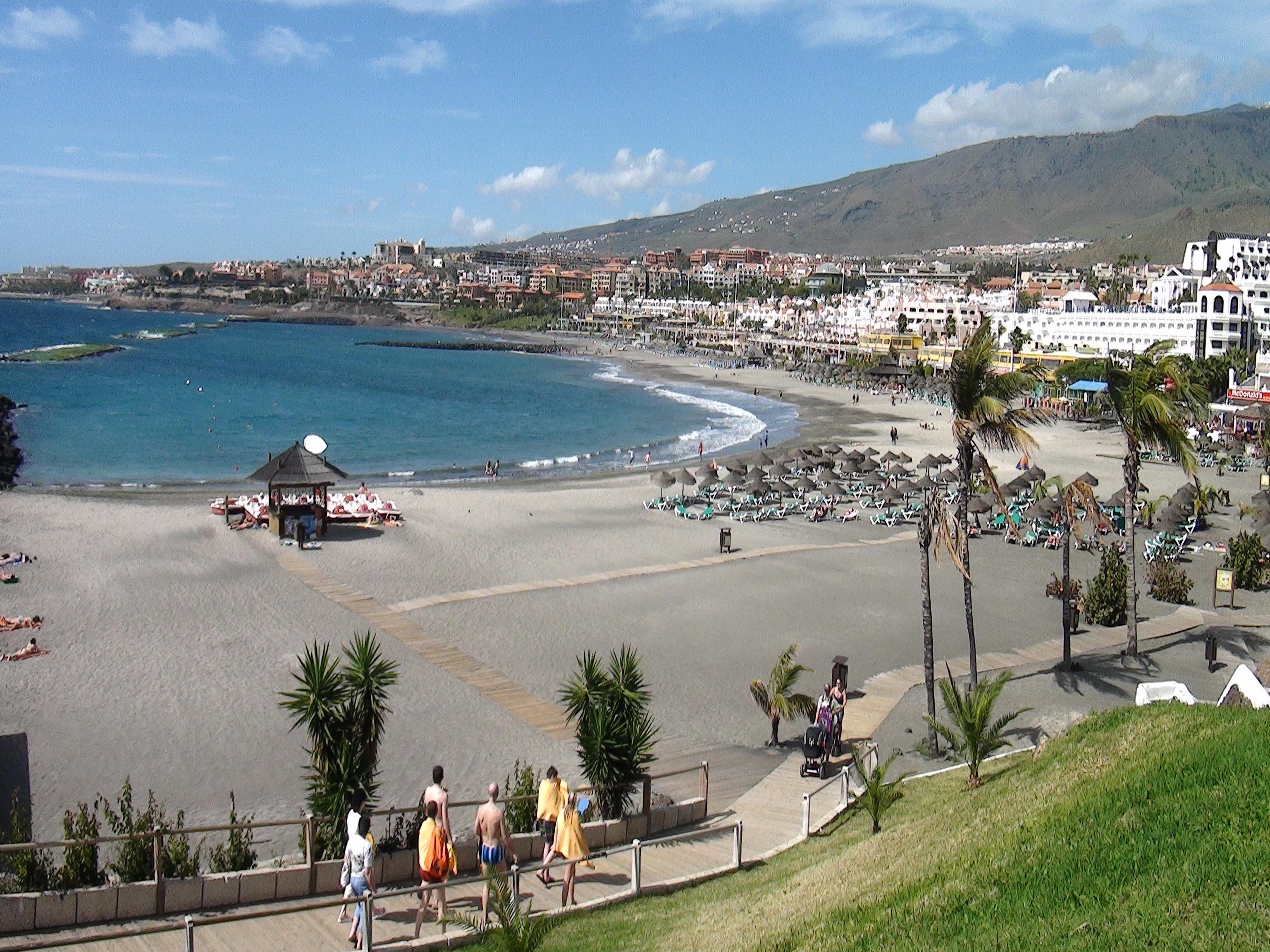 Dovolenka Tenerife