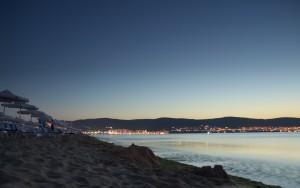 Slnečné pobrežie v Bulharsku