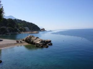 Pláž Chorvátsko