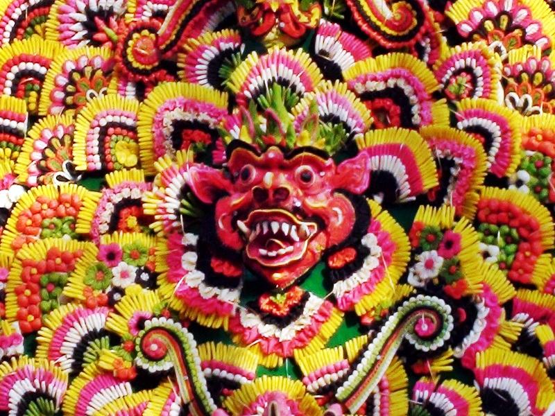 Bohovia, masky, slávnosti, to je dovolenka na Bali